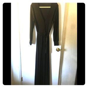 Amazing vintage wrap dress